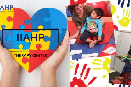 IIAHP THERAPY CENTER Infographic