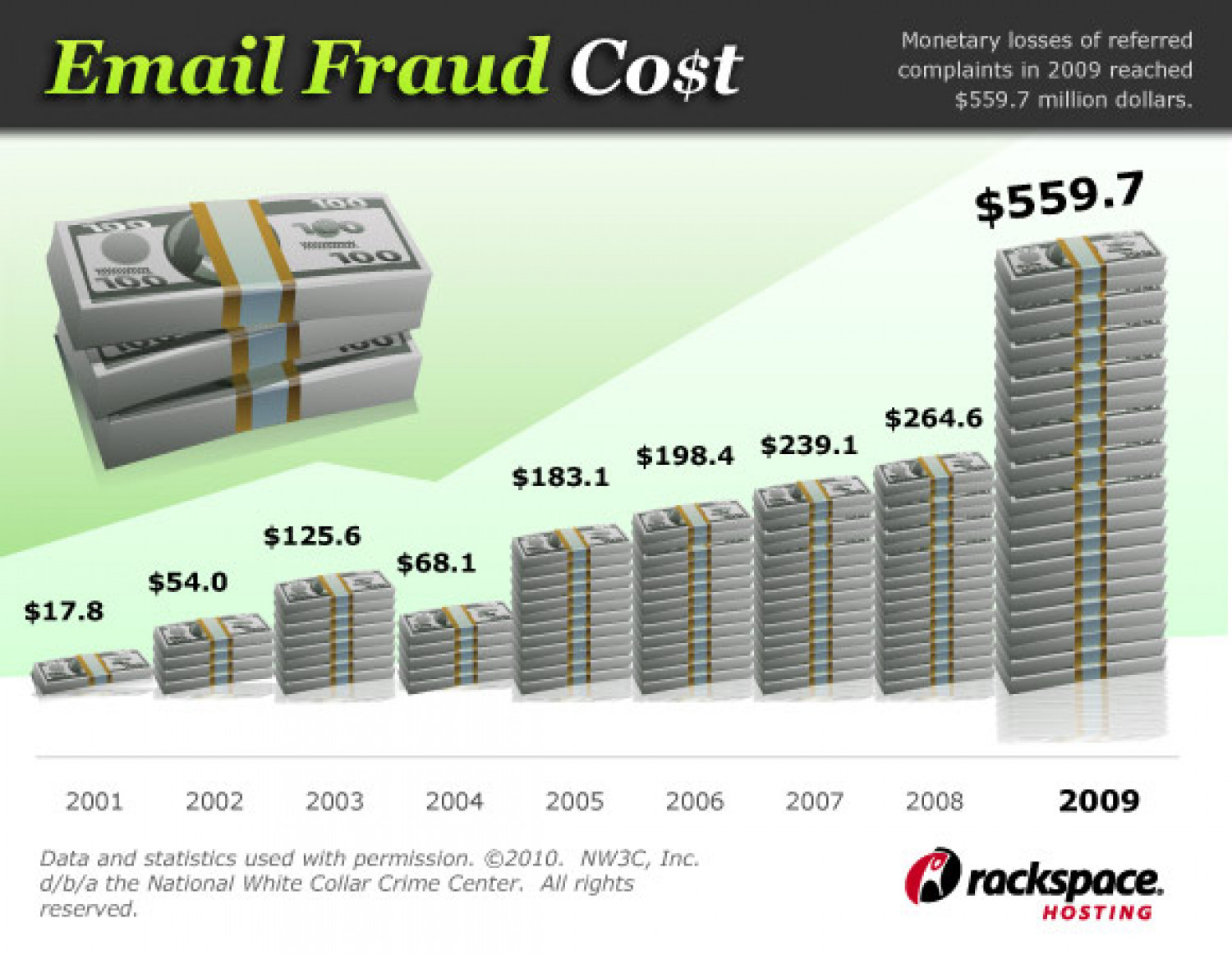 Illustrated Guide to Email Fraud Infographic