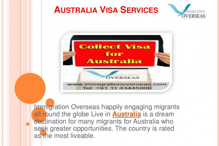 Immigration In Australia- By Immigration Overseas  Infographic