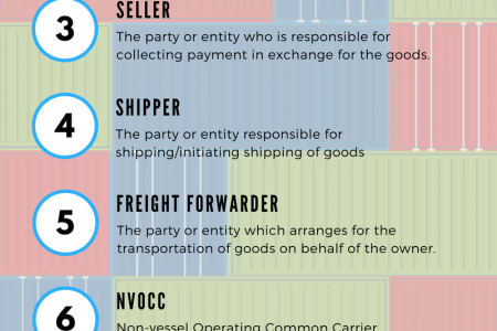 Import Logistics Custom Terms Infographics Infographic