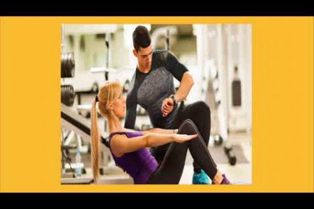 Importance of Getting a Personal Trainer Infographic