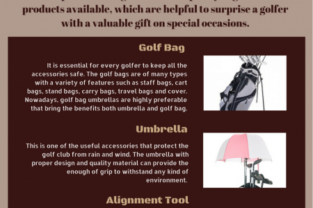 Importance of HeadCovers and Other Golf Club Accessories Infographic