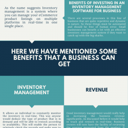 Importance of Inventory Management Software for Business