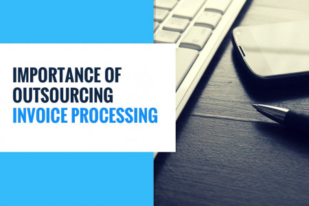 Importance of Outsourcing Invoice Processing Infographic