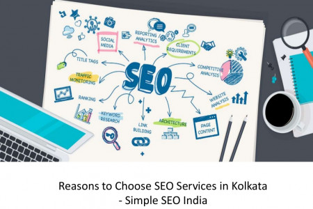 Importance of SEO Services in Kolkata Infographic