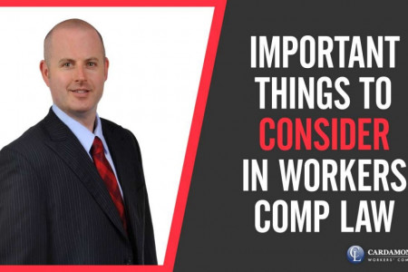 Important Things to Consider In Workers Comp Law Infographic