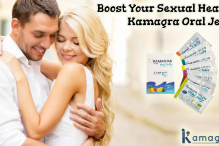 Improve your Sexual Health Life With Kamagra Oral Jelly 100mg Infographic