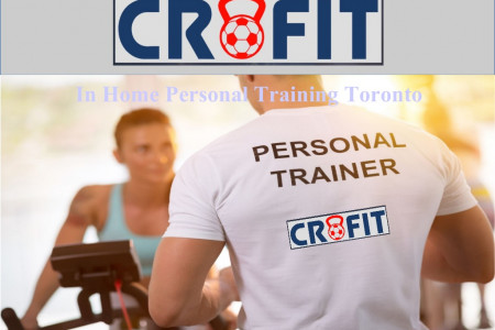In Home Personal Training Toronto | Crofit Training Infographic