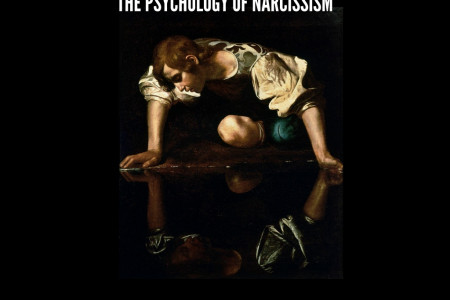 In Love with Your Own Reflection: the Psychology of Narcissism Infographic
