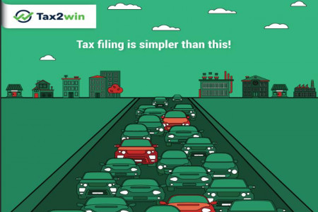 income tex e filling Infographic