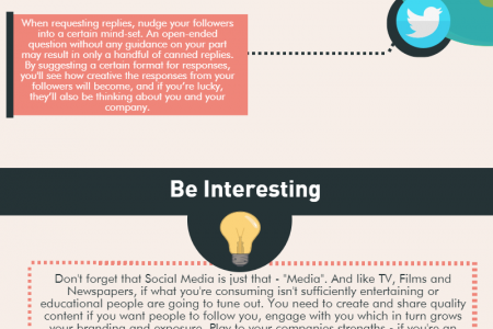 Increase Your Branding With Social Media Infographic