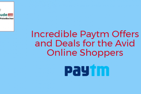 Incredible Paytm Offers And Deals For The Avid Online Shoppers Infographic