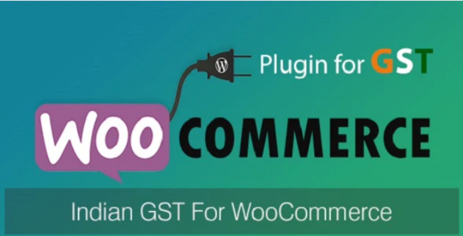 Indian GST for WooCommerce Infographic