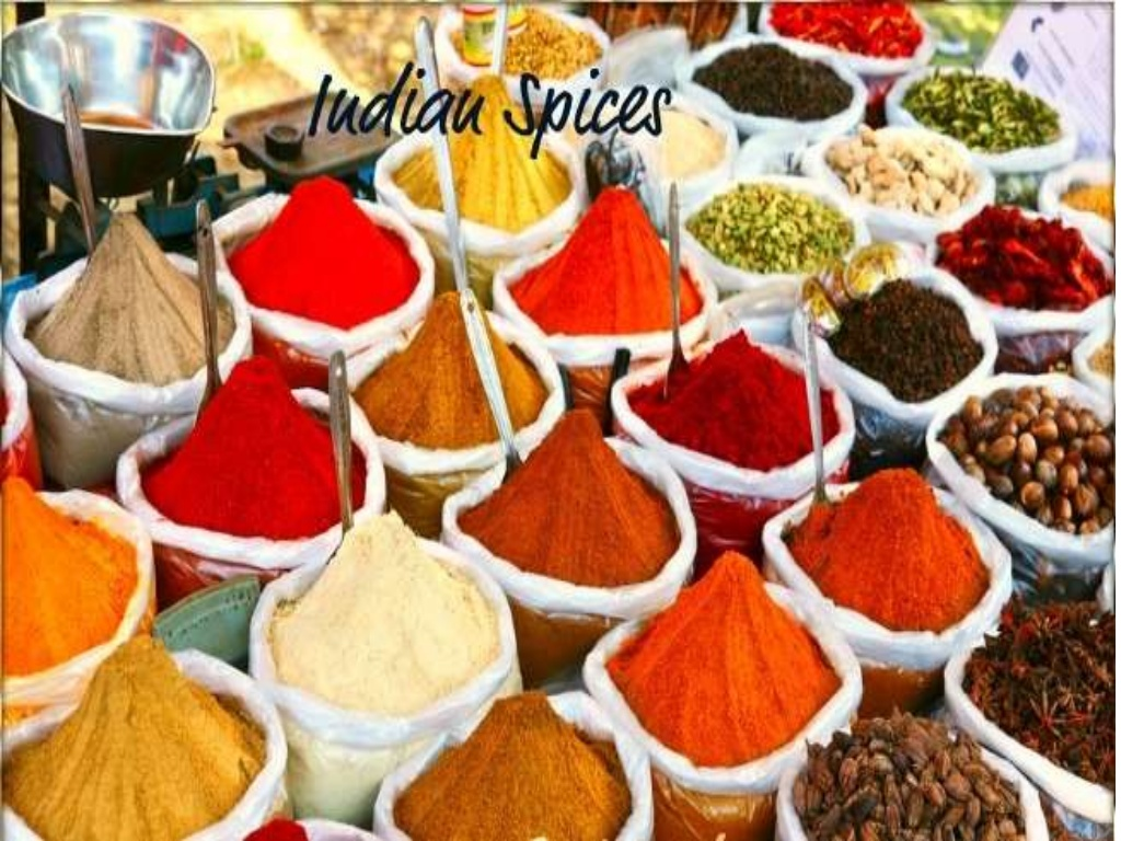 Indian Spices | Visual.ly