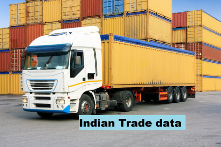 Indian trade data: Reveal India's import-export activities! Infographic