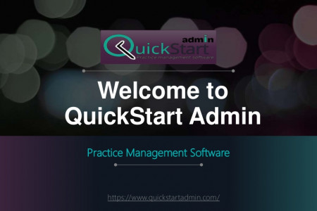Industries - QuickStart Admin Infographic
