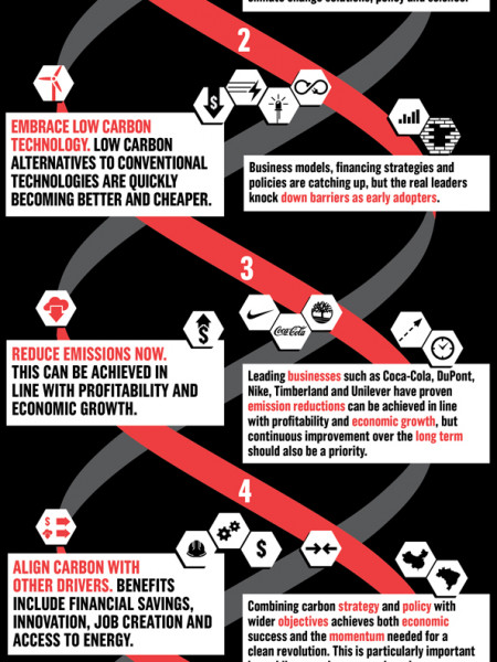 The DNA of leadership Infographic