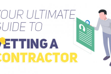 [Infographic] 18 Steps to Vetting Your Next Home Contractor Infographic