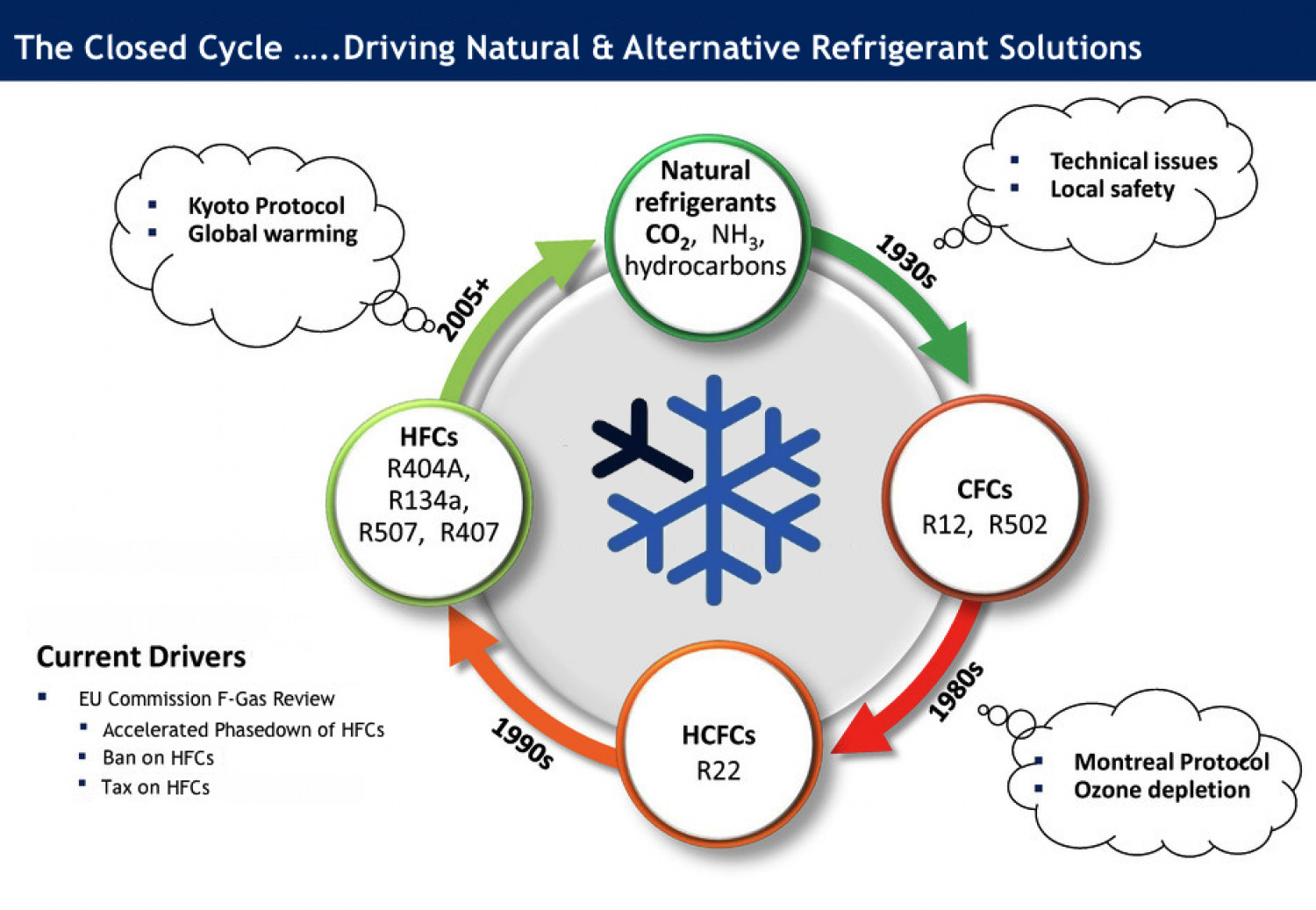 Infographic: Driving Natural Alternative Refrigerant Solutions Infographic