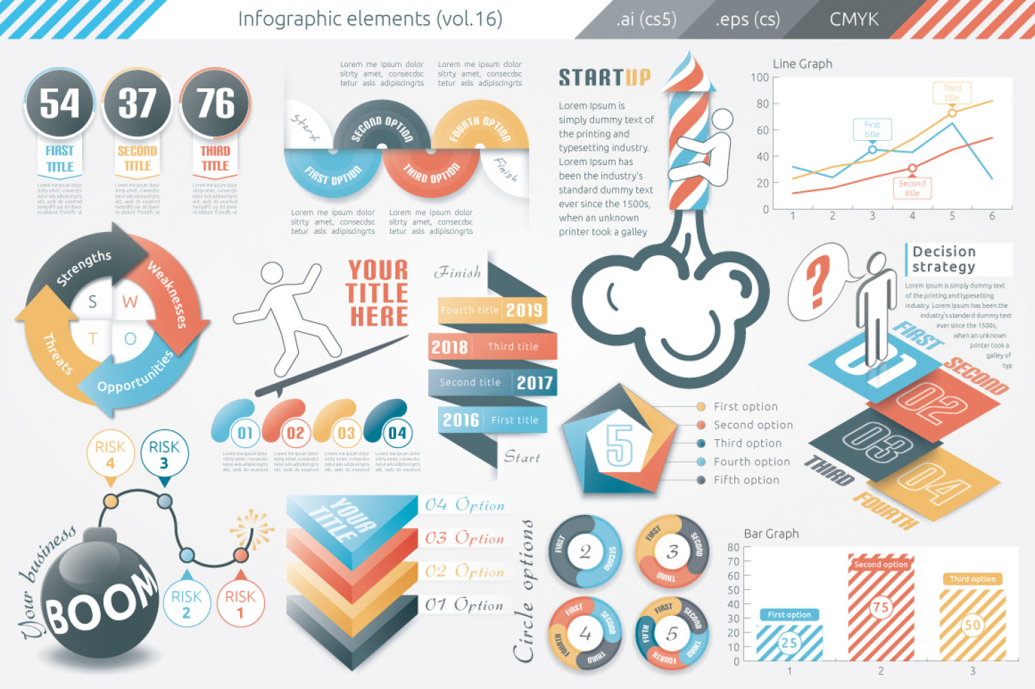 Infographic Elements (v16) Infographic