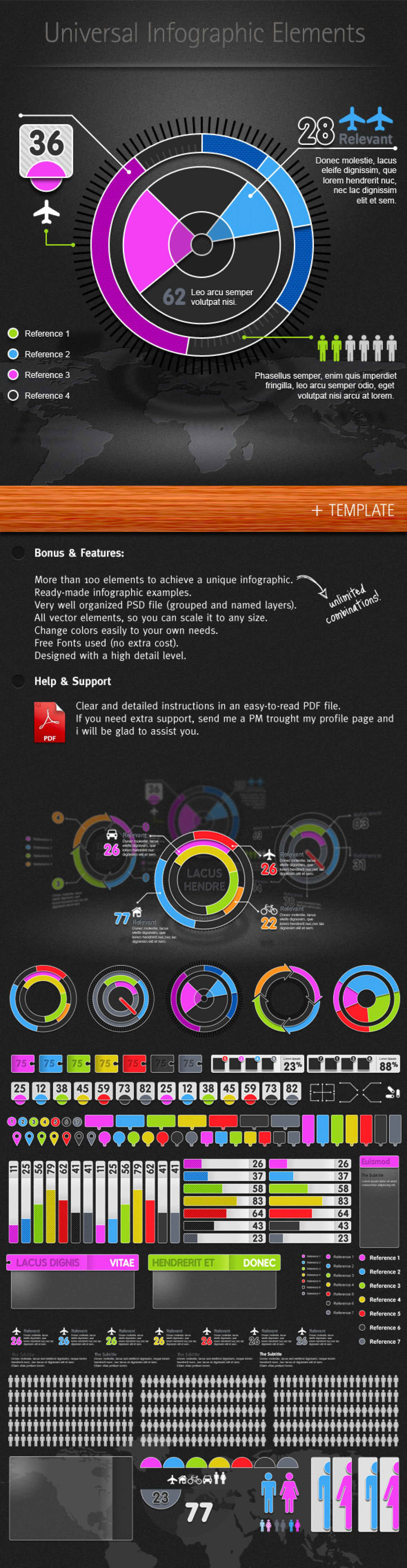 Infographic Elements Infographic