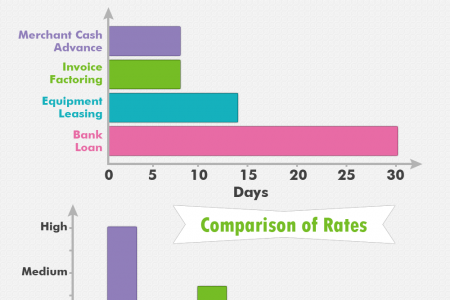 Infographic for Financing Alternatives for Businesses Infographic
