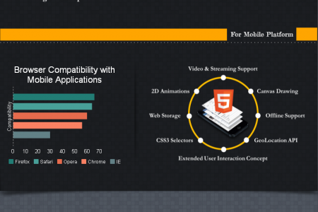 (Infographics) HTML5 - Things to know! Infographic