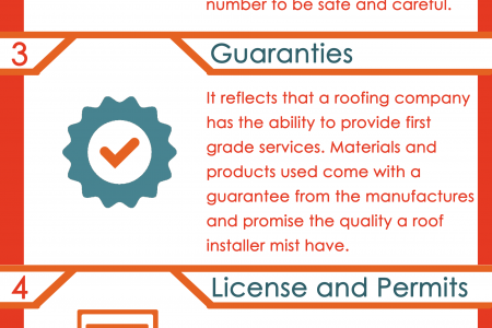 Infographics: Select the Right Roofing Company Infographic