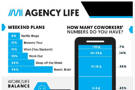 Inside the Agency Infographic