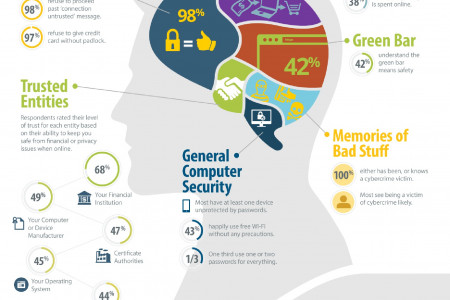Inside the Mind of the Online Consumer Infographic