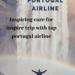 Inspiring care for inspire trip with tap portugal airline | Visual.ly