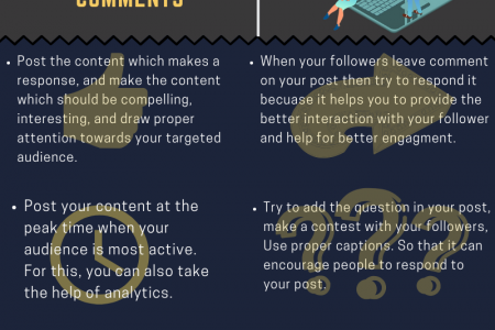 Instagram Comments Important For Your Accounts Infographic