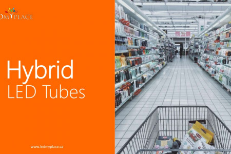 Install Hybrid LED Tubes Without Any Hassle Infographic