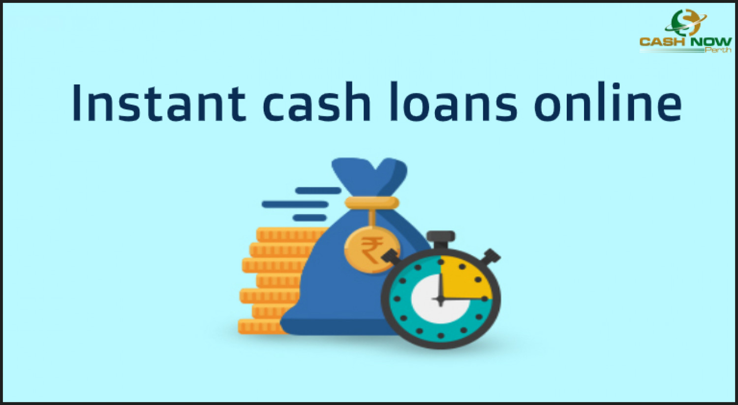 Instant cash loans online - Keeps You Away From Urgent Mid-Month Crisis Infographic