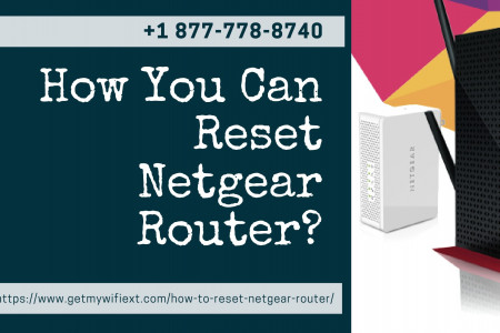 Instant Reset Router Netgear | How to Reset Netgear Router –Get Quick Support Now Infographic