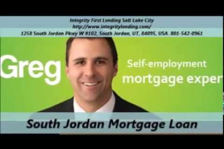 Integrity First Lending Salt Lake City Mortgage Company Infographic