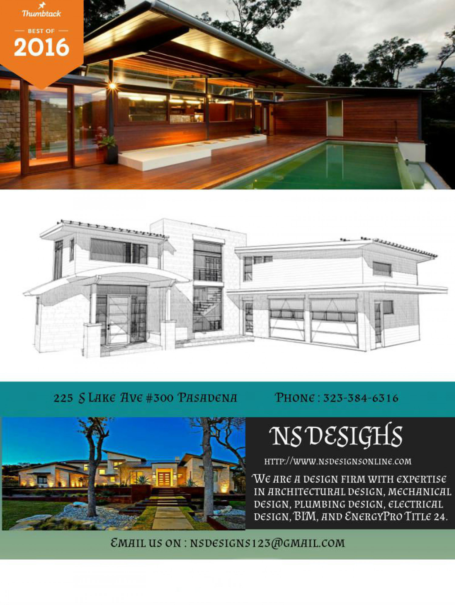 Interior Design Firms Los Angeles Infographic