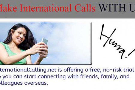 International Call Infographic