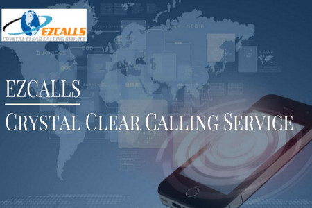 International Calling Cards in USA - Ezcalls Infographic