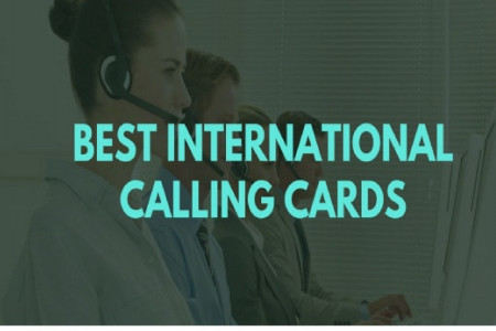 International Calling Cards Online Infographic