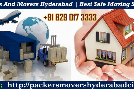 International Goods Shifting Tips By Professional Packers And Movers In Hyderabad Infographic
