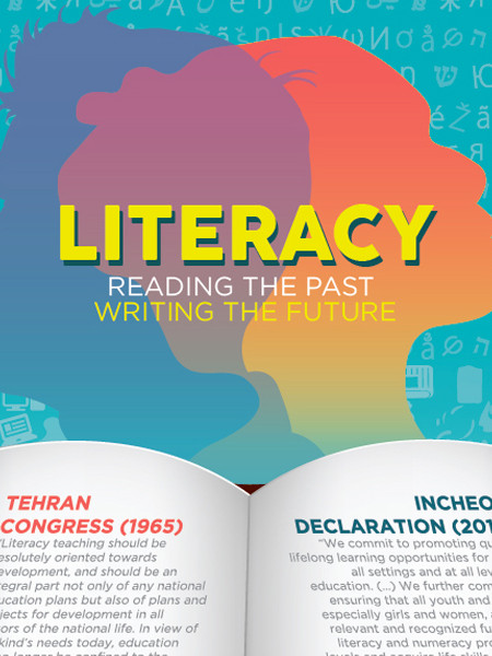 International Literacy Day 2016 Infographic
