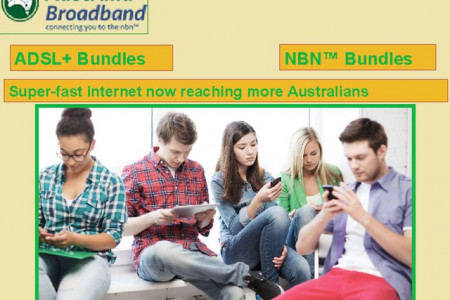 Internet Services at Affordable Prices Infographic