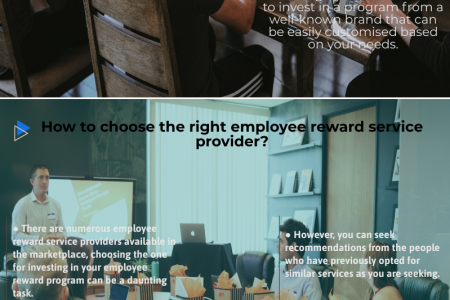 Invest in an effective employee reward program for your organisation Infographic