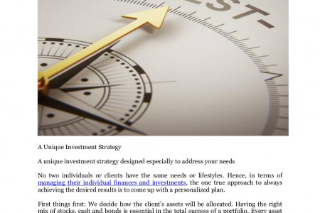 Investment Strategy of Hawkfield Consultants Financial Advisor in Singapore and Tokyo, Japan Infographic