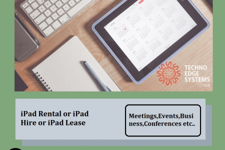 iPad Lease Dubai | iPad Pro Lease | Macbook Repair Infographic