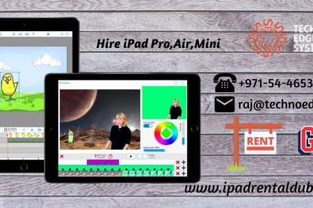 iPad Lease Dubai | iPads for Rental | Rent iPad Gcc in Dubai Infographic