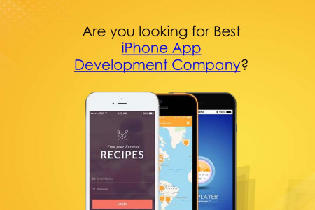iPhone App Development Company | iPhone App Development India | www.cromosys.com Infographic