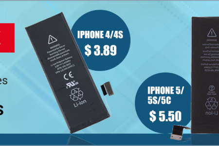iPhone Premium Battery Back In Stock Now Infographic