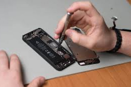 iPhone Screen Repair & Glass Replacement Adelaide Sydney Infographic